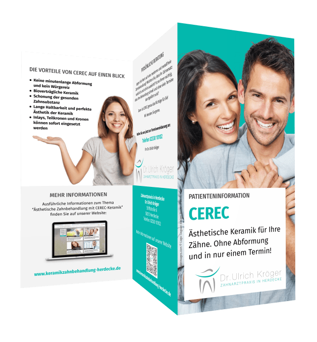 Download Flyer Cerec Herdecke
